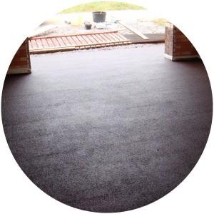 фото бетонного пола в гараже