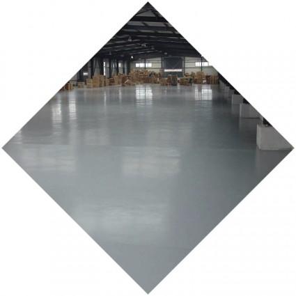 фото наливного покрытия для производственных помещений