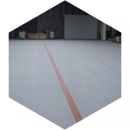 фото покрытия наливного для гаража