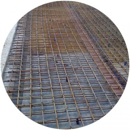 фото бетонных работ