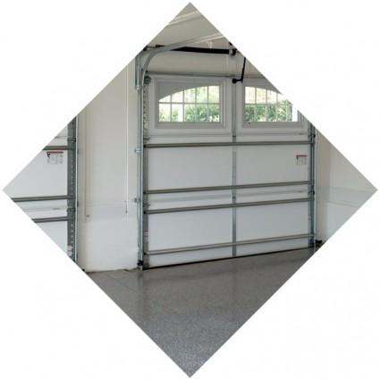 покрытие в гараж бетонное