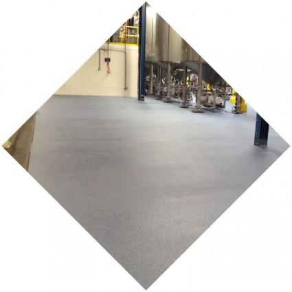 покрытия в производственных помещениях