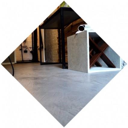 фото покрытия из бетона декоративного