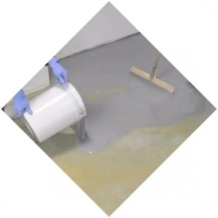 фото покрытия жидкого для гаража