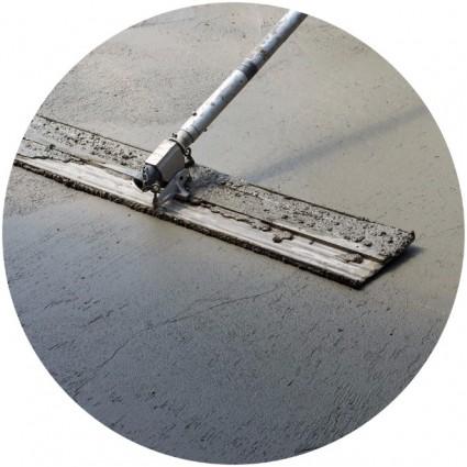 фото бетонной стяжки