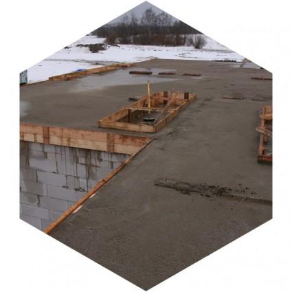 фото бетонного монолитного покрытия