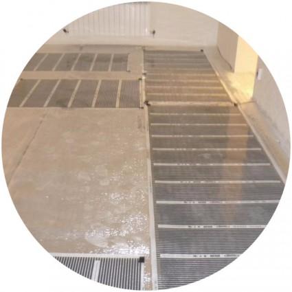 бетонные вакуумированные полы