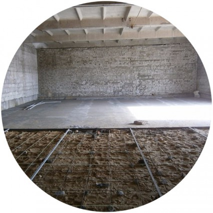 фото арматуры для бетонных полов