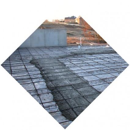 бетонные полы с арматурой