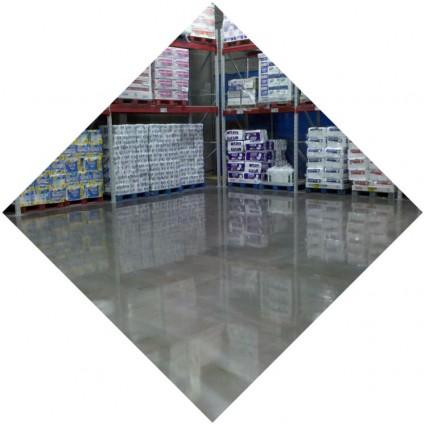 акриловая система для бетонного покрытия