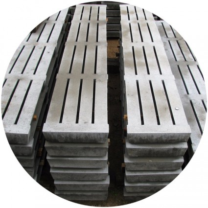 щелевое бетонное покрытие