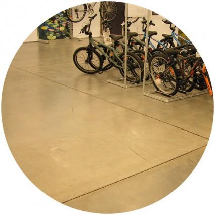 фото беспыльного бетонного покрытия