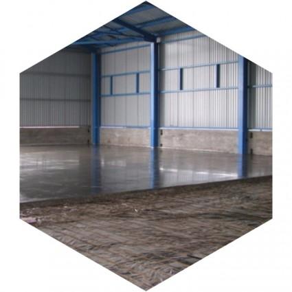 фото Полимерцементных бетонных полов