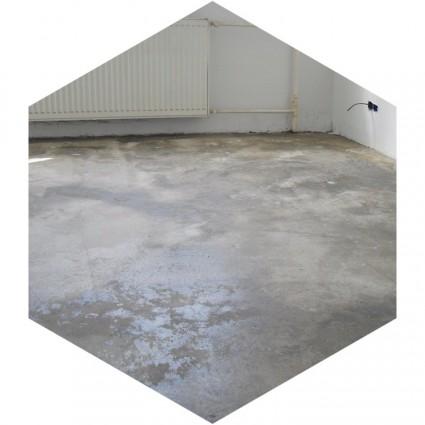 наливной пол из полимер бетона