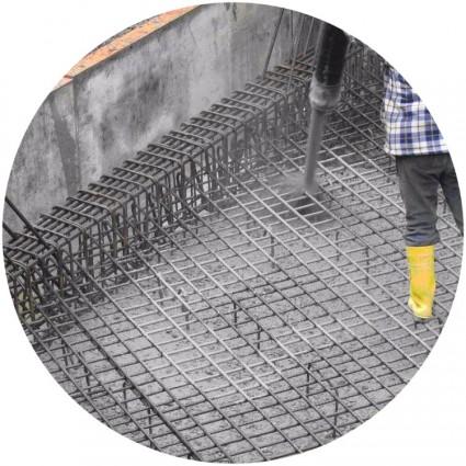 полимерцементный бетон