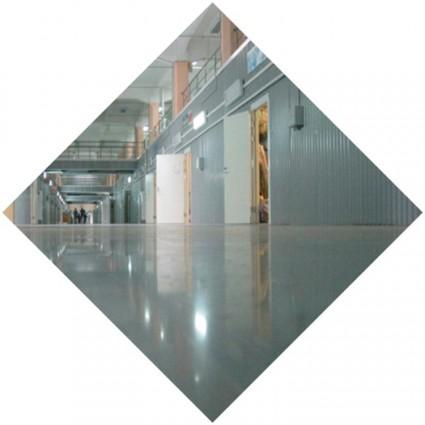 наливной пол из полимерцементного бетона