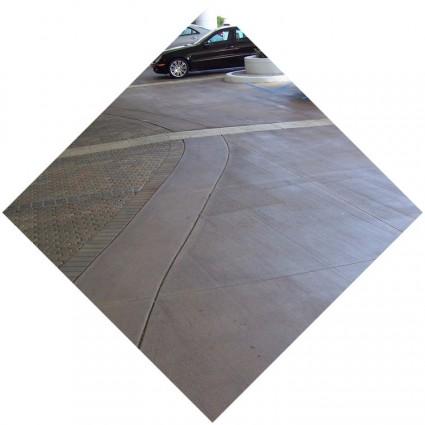 декоративное покрытие из бетона фото