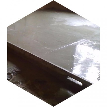фото заливки пола из бетона