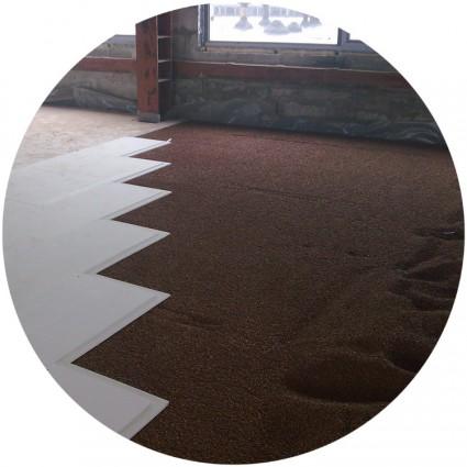 фото сухого бетона для пола