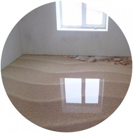 фото наливного пола под бетон