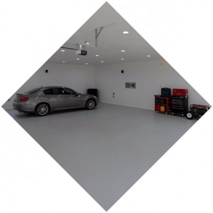 наливное покрытие для гаража