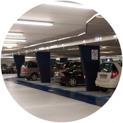 наливное покрытие для паркинга