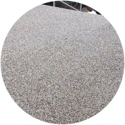Эпоксидный пол с добавление кварцевого песка