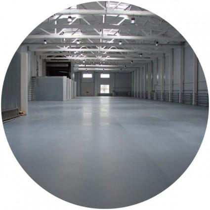 бетонные полы для промышленности