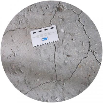 трещины в бетонных покрытиях