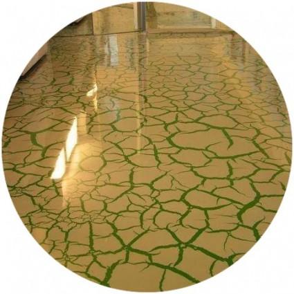 заливка полимерного прозрачного покрытия