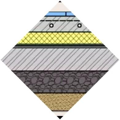 Технология пола из бетона
