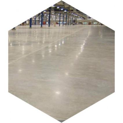 Фото полированного бетонного покрытия